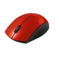 Ovi wireless micro mouse - red