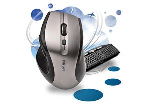 Огляд бездротової миші Trust MaxTrack Wireless Mini Mouse